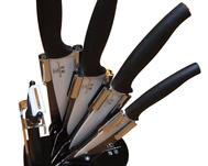 KitchenDAO™ Keramiska Köksknivar 6 delar